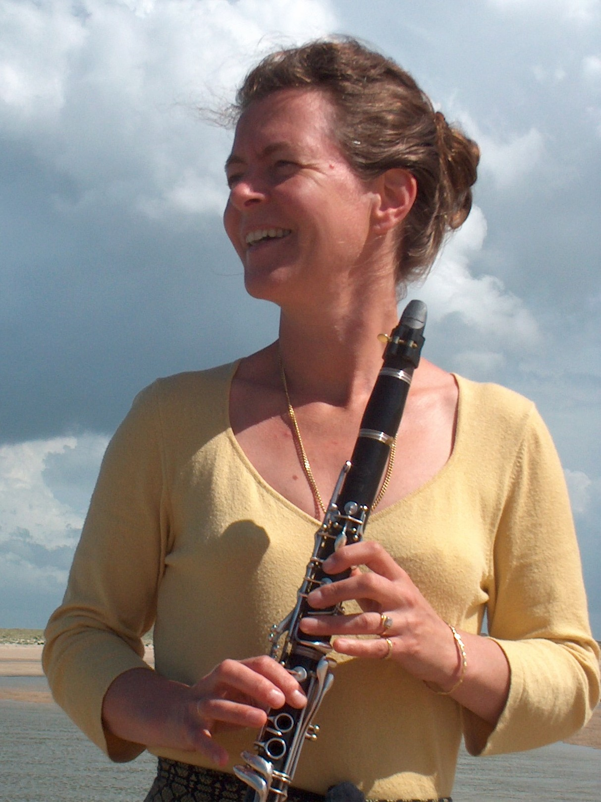 Rose Bacot : conteuse et clarinettiste